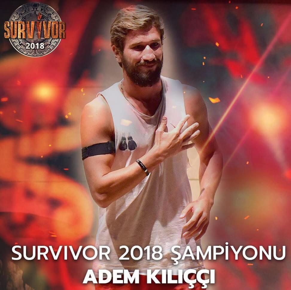 Survivor 2018de Adem Kılıççı Ne Kadar Ödül Kazandı