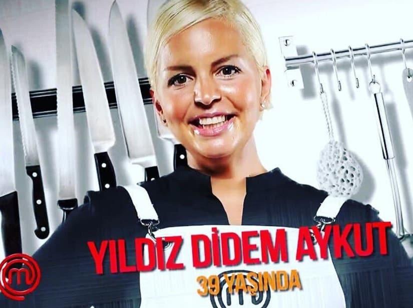 Yıldız Didem Aykut MasterChef 2. sezon