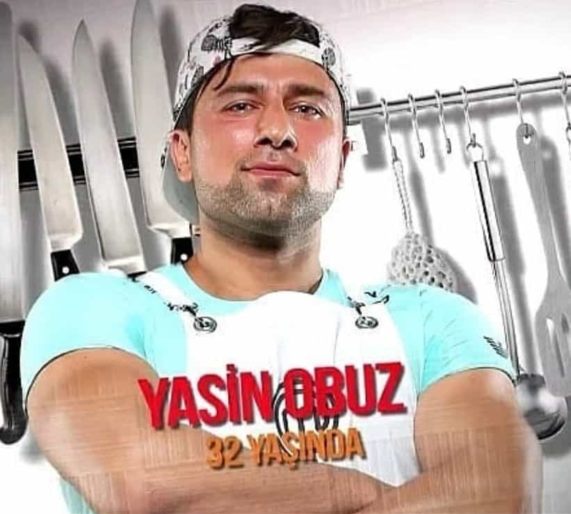 Yasin Obuz masterchef 2019