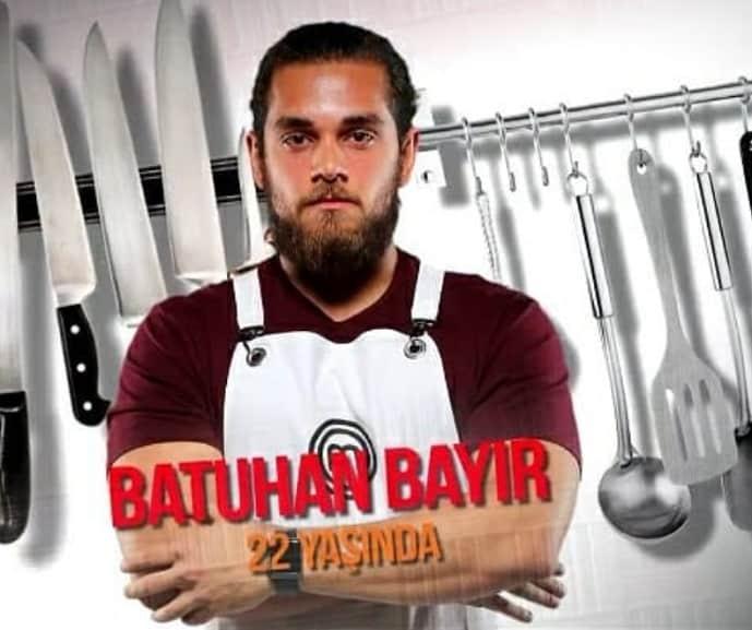 batuhan bayır MasterChef Türkiye
