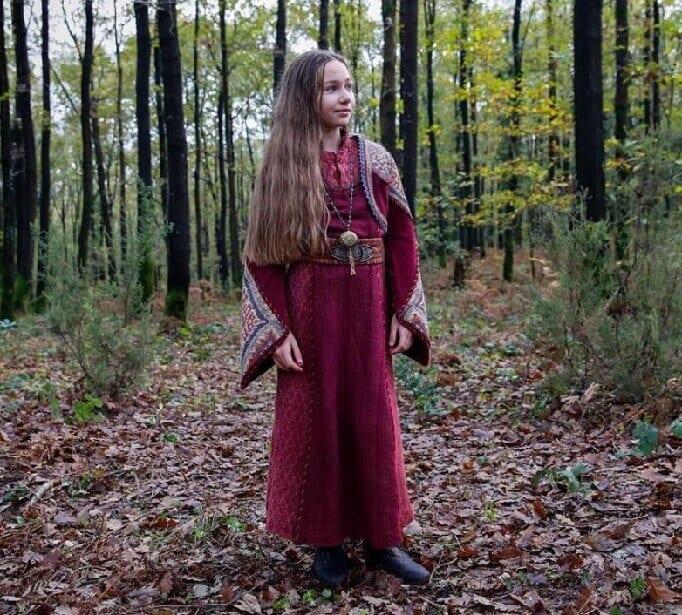 Diriliş Ertuğrul Osmanın sevdiği kız