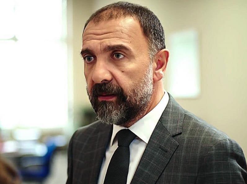 Ertuğrul Postoğlu Payitaht Abdulhamid Ziya Sami bey
