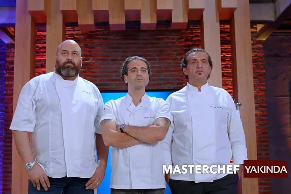 MasterChef Türkiye jürileri sunucuları