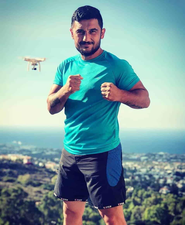 Yüreğin Kadar Yarışmacısı Mehmet Karabürk