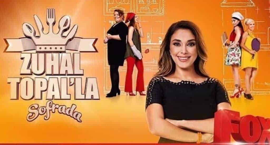 Zuhal Topalla Sofrada Final