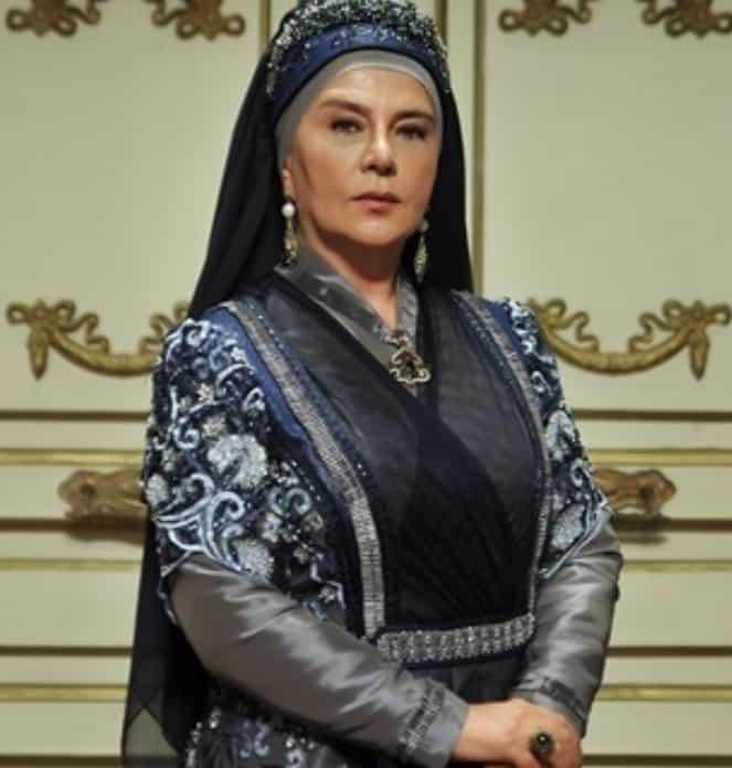 payitaht abdulhamid Devrim Yakut Cemile Sultan