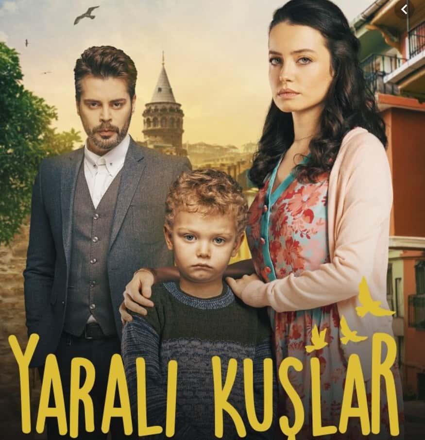yaralı Kuşlar dizisi 2019 2020 yeni sezon kanal d