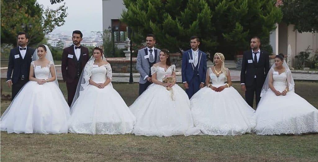 Bugün Düğünümüz Var 14 Eylül gelin ve damatları