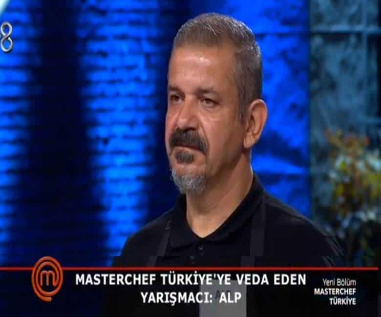 MasterChef Türkiye 9 Eylül alp elendi