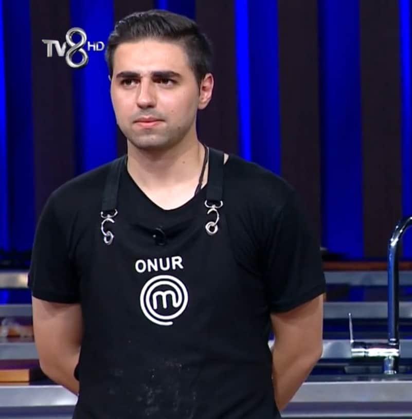 MasterChef Türkiye onur elendi 3 eylül