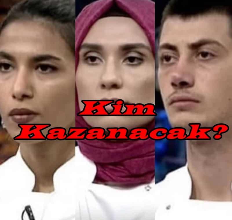 MasterChef Türkiyeyi kim kazandı