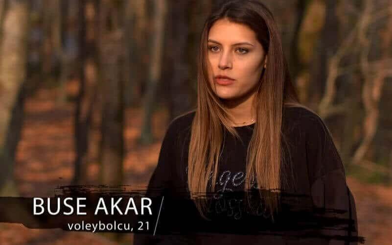 Buse Akar survivor yarışmacısı