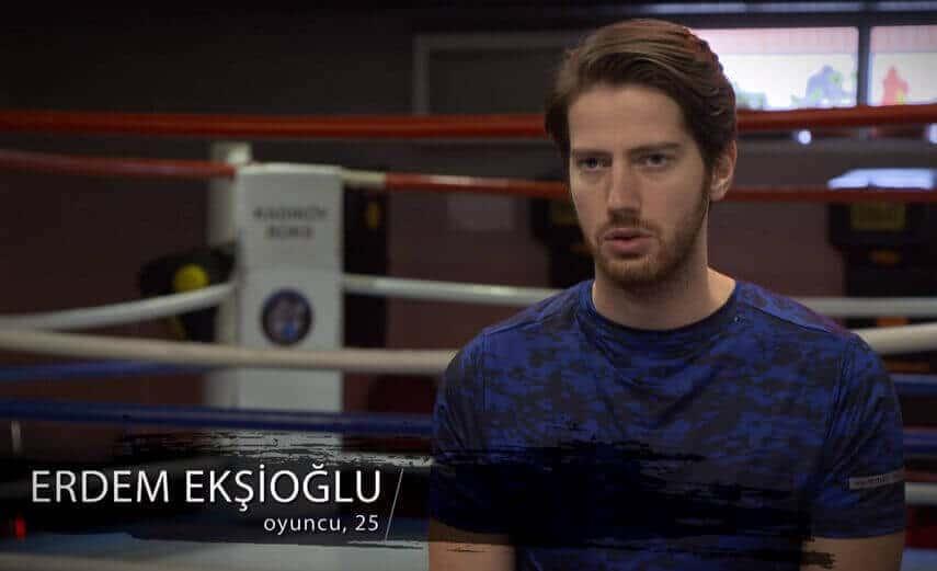 Erdem Ekşioğlu survivor 2019 yarışmacısı