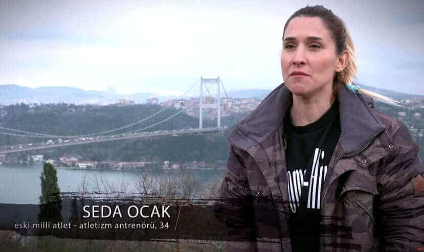 Seda Ocak Survivor 2019 yarışmacısı