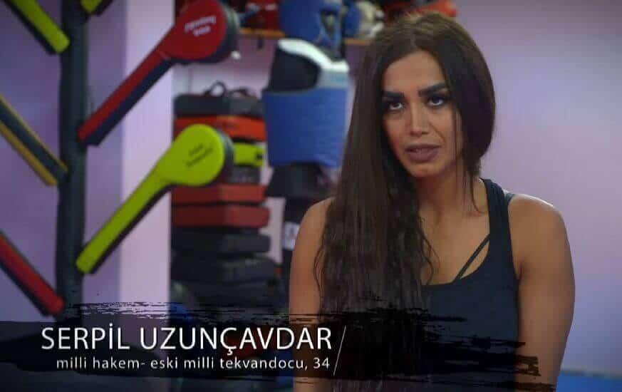 Serpil Uzunçavdar Survivor 2019 yarışmacısı