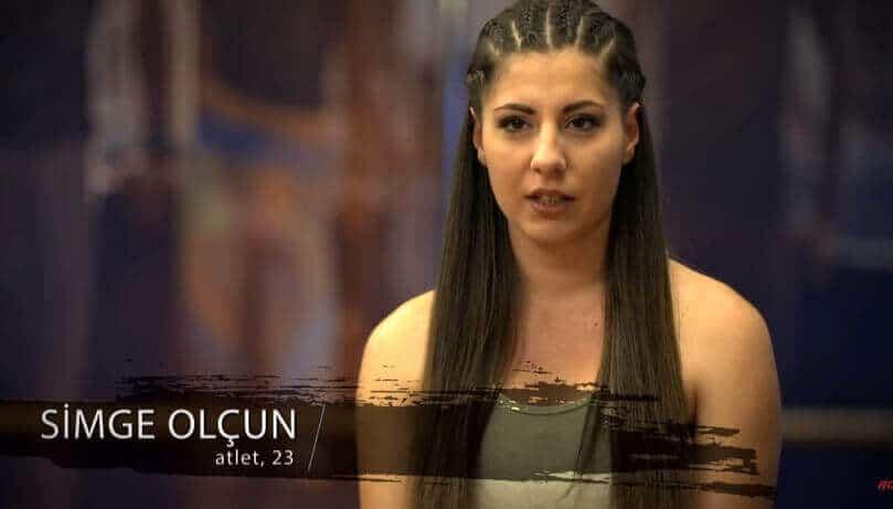 Survivor 2019 Yarışmacısı Simge Olçun