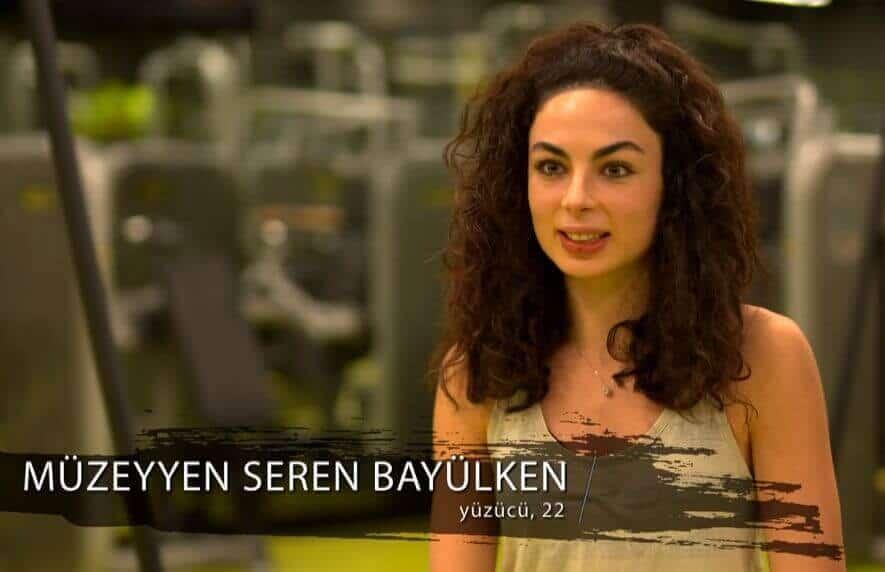 urvivor 2019 Yarışmacı Adayı Müzeyyen Seren Bayülken