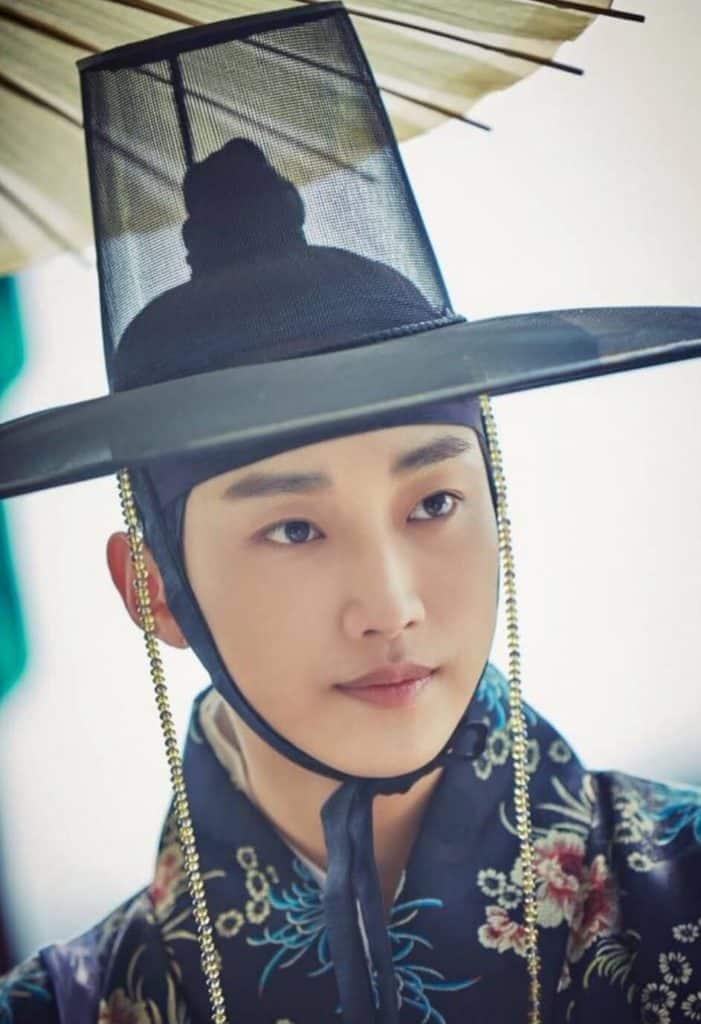 Jin Young bir tutam aşk dizisi