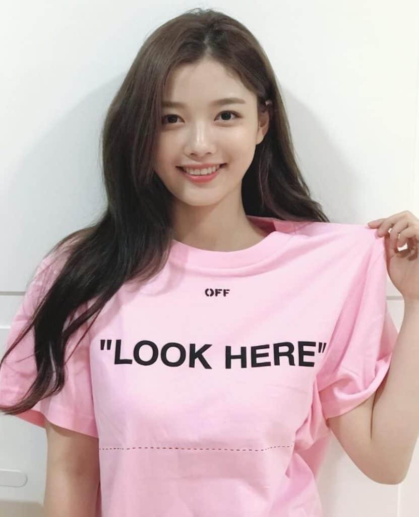 Kim Yoo jung Bir Tutam Aşk dizisi