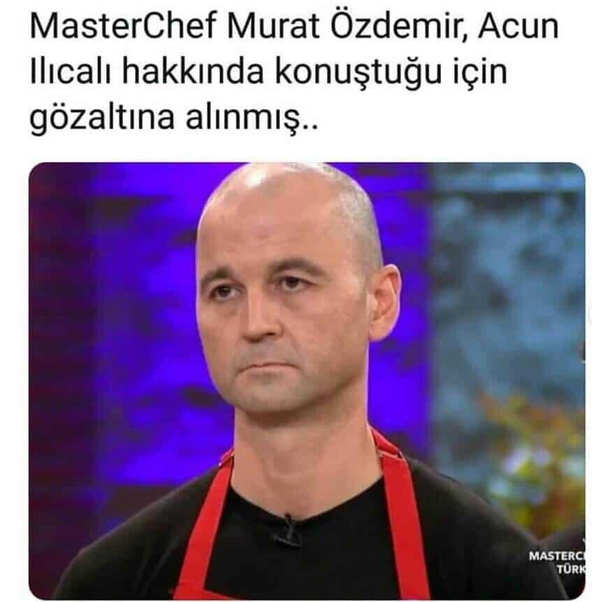 Murat göz altına mı alındı