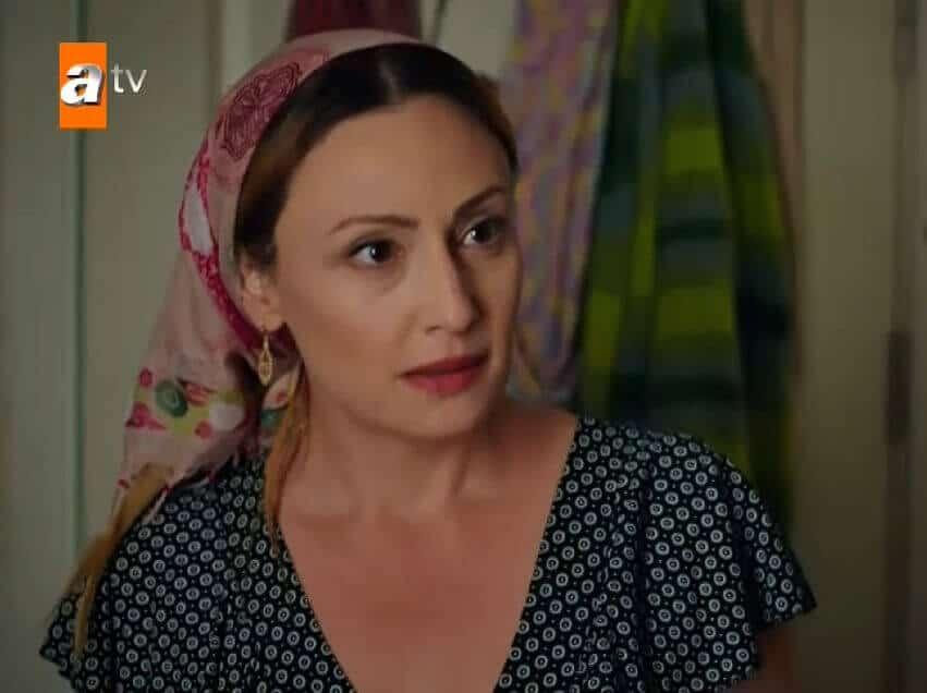 Gülçin Santırcıoğlu Hercai dizisi Sutan