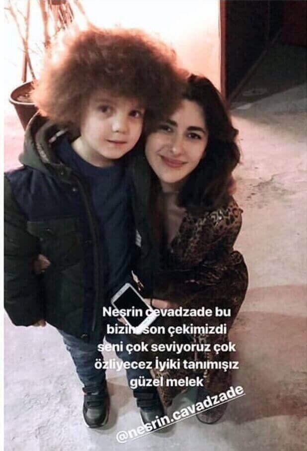 Nesrin Cavadzade Bizim Hikayeden ayrıldı