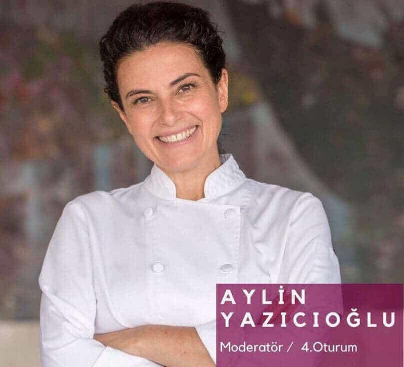 Aylin Yazıcıoğlu Lezzet Akademisi Jürisi