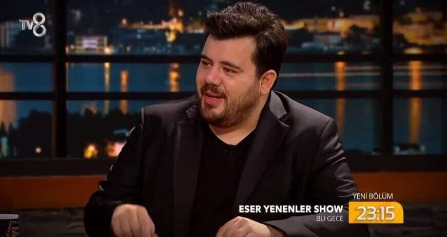 Eser Yenenler Show final