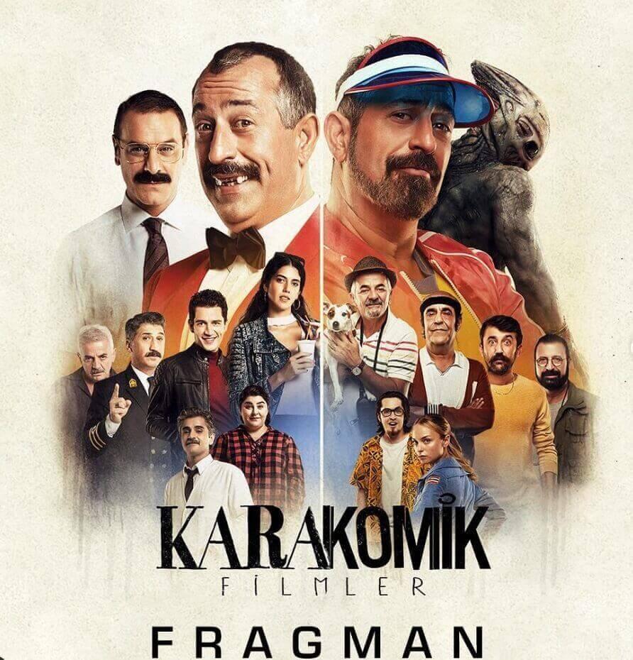 Karakomik Filmler 3 Emanet 2019 filmleri listesi