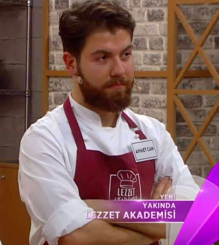Lezzet Akademisi Ahmet Can