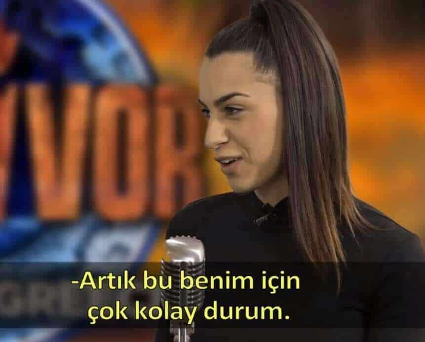 Survivor 2019 Dimitra hakem Dimitra Tsoganou