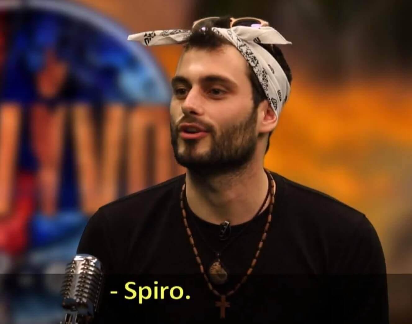 Survivor 2019 Spiro DR pips