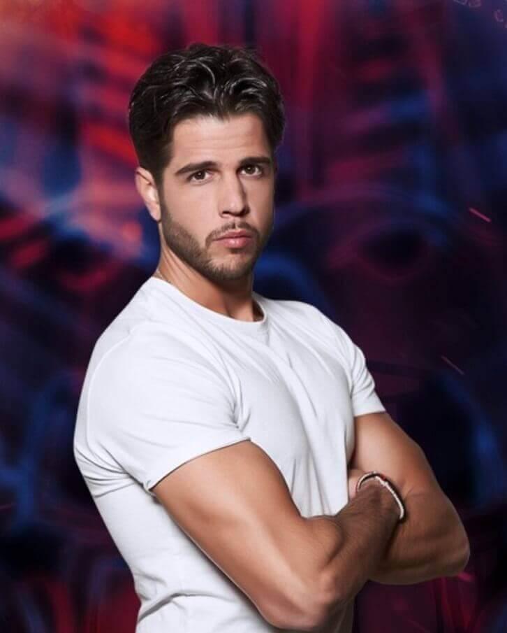 Survivor 2019 Yeni Gelen Yarışmacılar Vasilis SİMOS