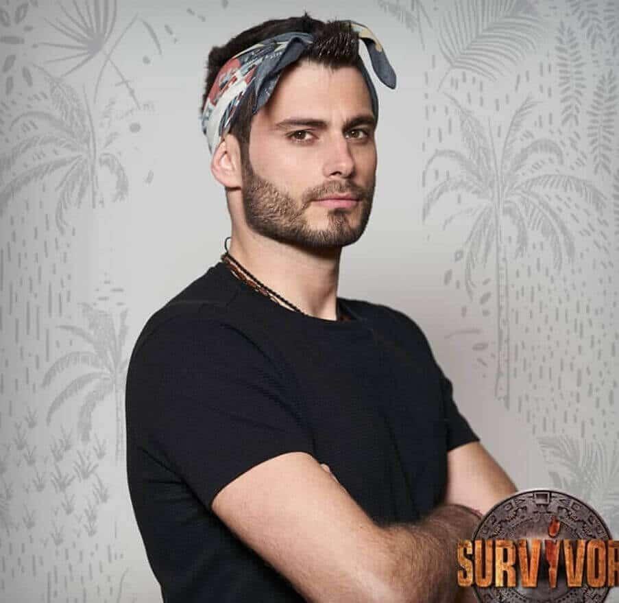Survivor 2019 Yunanistan erkek yarışmacısı Dr Pips