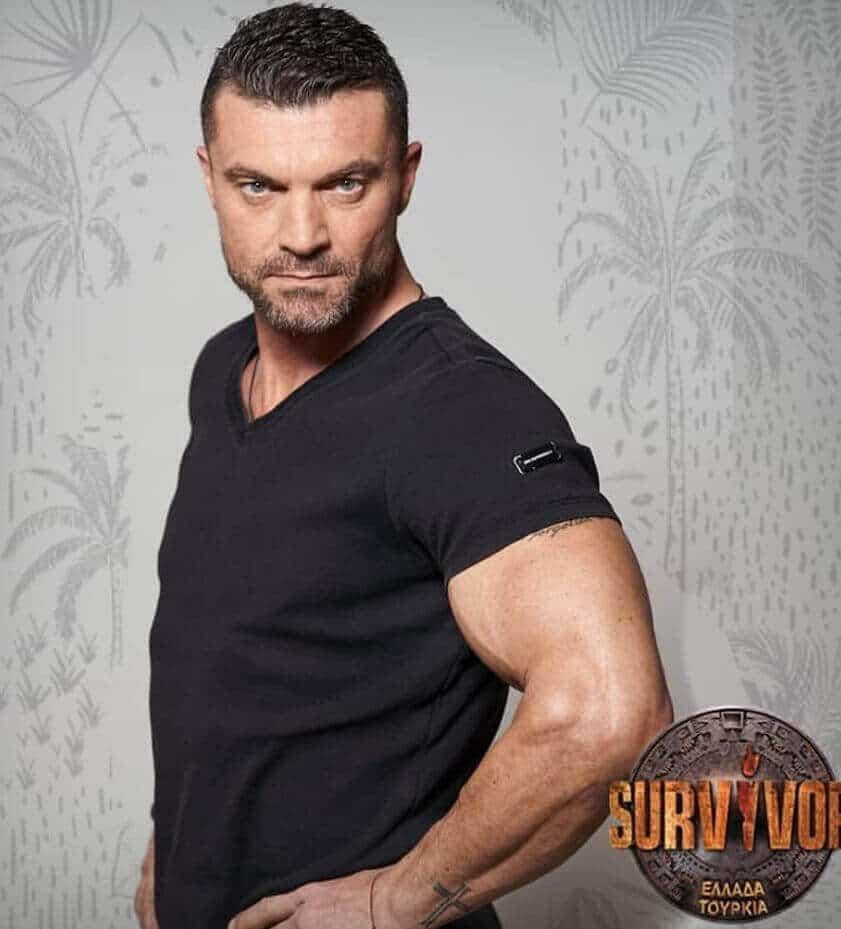Survivor 2019 Yunanistan yarışmacısı Pelenakos