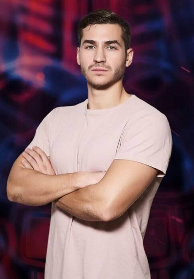 Vasilis Survivor 2019 yeni yarışmacı