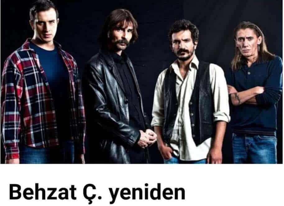 Behzat Ç Bir Ankara Polisiyesi 2019 yaz dizisi
