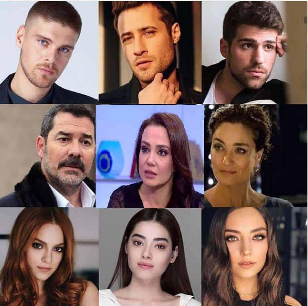 Zalim İstanbul Oyuncuları