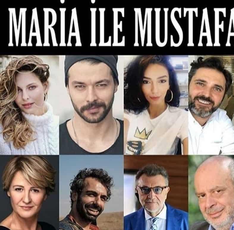 maria ile mustafa dizisi 2020 yaz dizileri