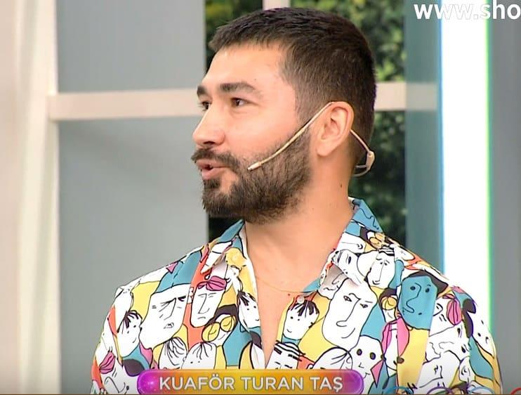 Kuaför sensin yarışmacısı Turhan Taş