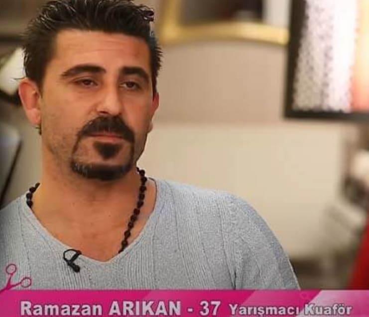 ramazan arıkan kuaförüm sensin yarışmacısı