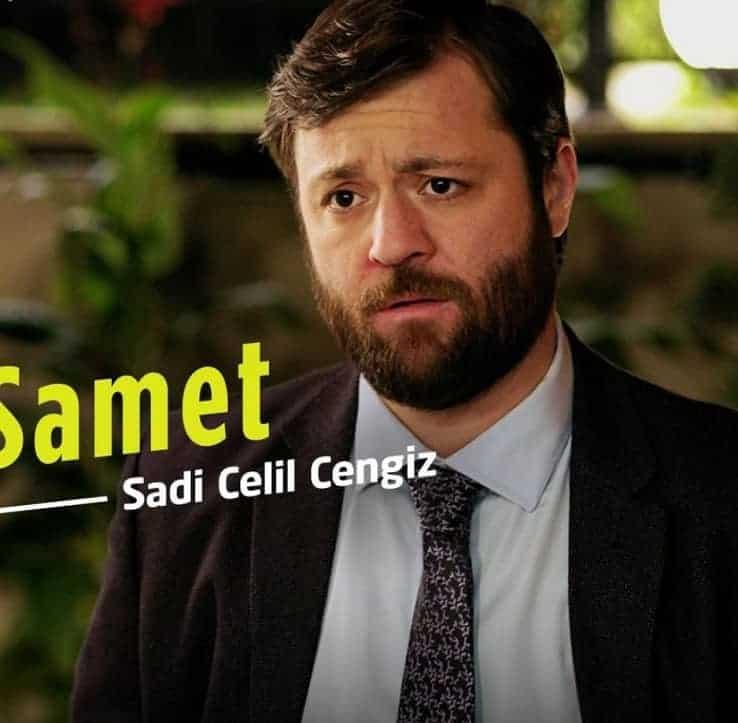Sadi Celil Cengiz Benim Tatlı Yalanım dizisi Oyuncu