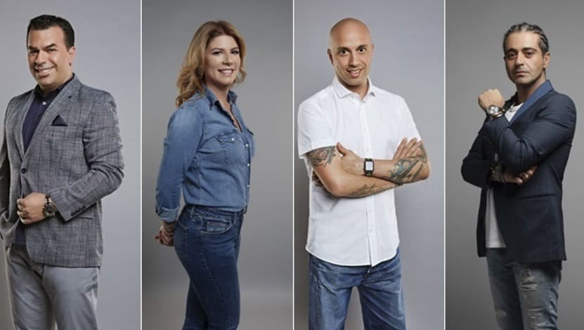 The Taste Türkiye 2. sezon jürileri