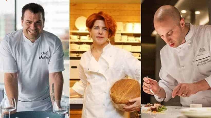 The Taste Türkiye jürisi