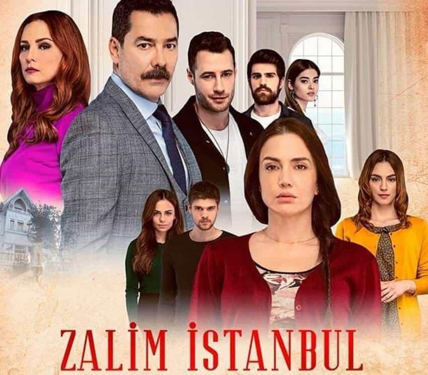 Zalim İstanbul final