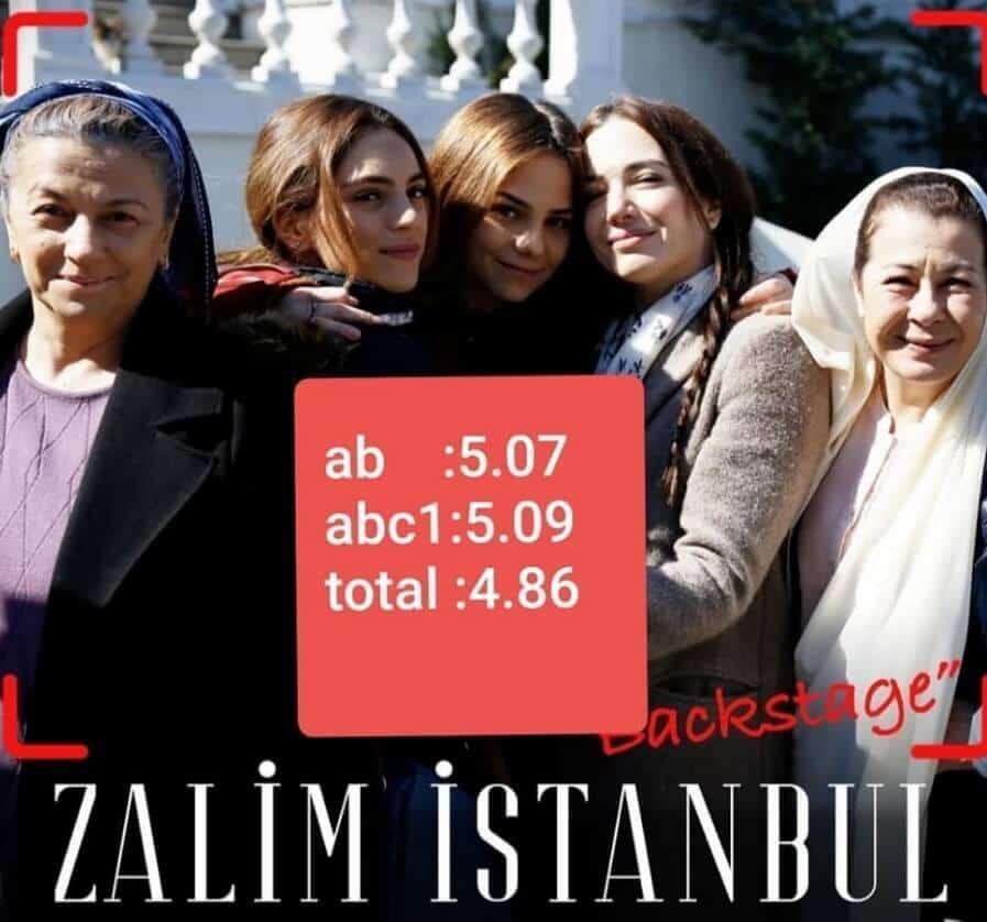 Zalim İstanbul yeni sezon