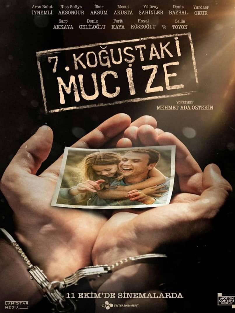 7. Koğuştaki Mucize filmi afiş