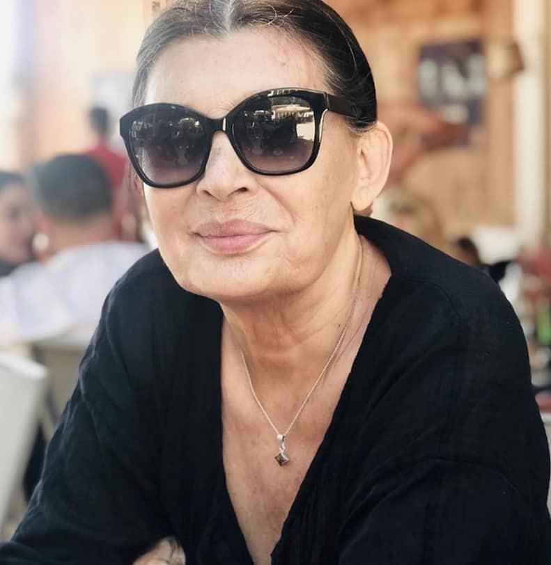 erif Sezer BEnim admı melek Melekin Halası
