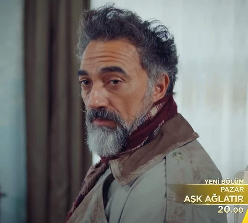 Aşk Ağlatır Yeni Gelen Oyuncular Selim Bayraktar