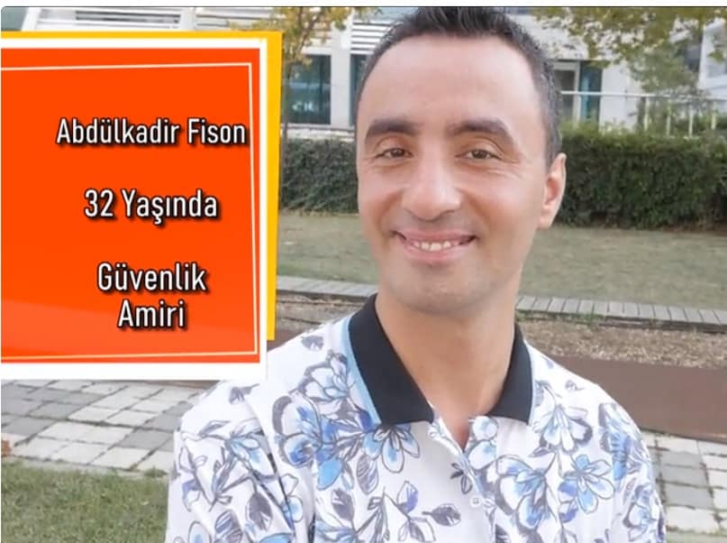 Abdulkadir Fison Temizlik Benim İşim Yarışmacısı